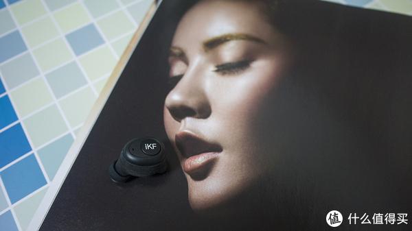 一款带有AI技术耳机,入门级的新神器——IKF Boom无线蓝牙耳机