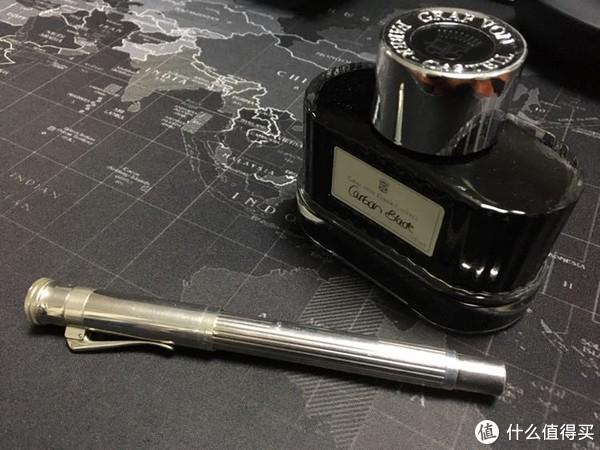 辉柏嘉伯爵Graf von Faber-Castell—925纯银钢笔