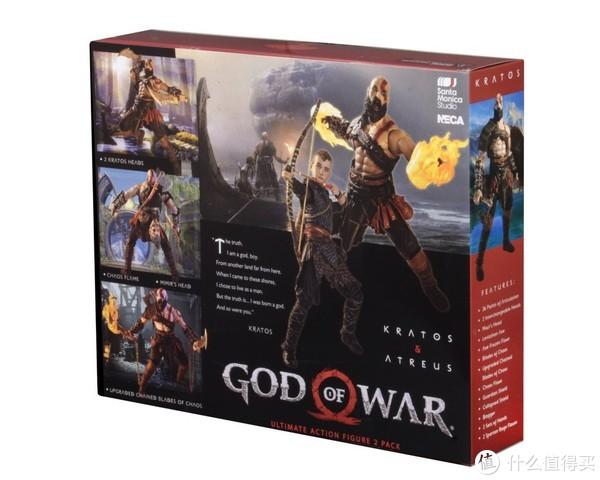 重返游戏:NECA公布《战神》终极手办套装
