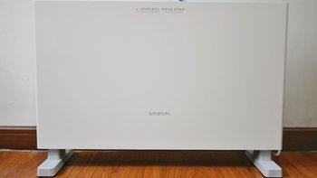 400元的智能电暖器是否值得买?——智米电暖器智能版全面评测