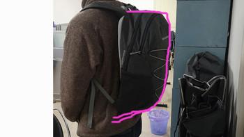 猛犸象 Xeron Flip背包使用总结(背负系统|防泼水)