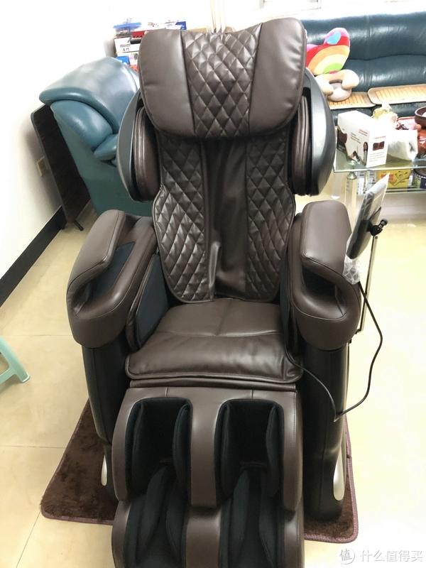 一款了解你身体需求的按摩椅 富士按摩椅