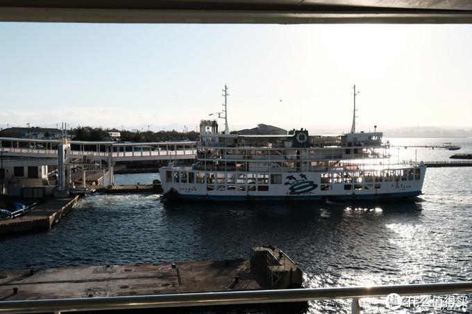 四层船舷的风景