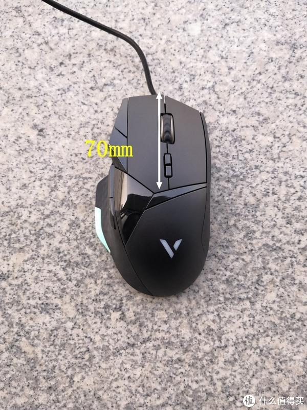 当未来板载内存有几个G后,我有一个大胆的想法— 国产精英鼠 雷柏VT900评测