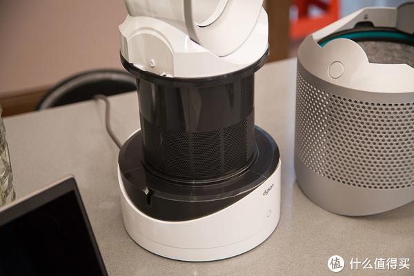 风扇?空净?傻傻分不清楚:Dyson 戴森 冷暖两用空气净化风扇HP00使用体验