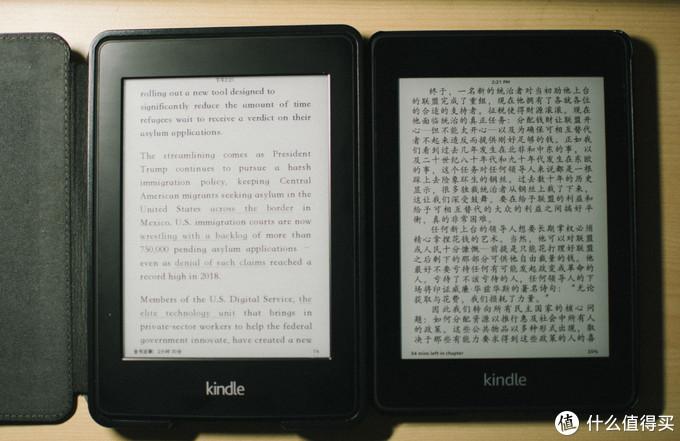 Kindle 一些适用经验和技巧分享及Kindle paperwhite 4 入手