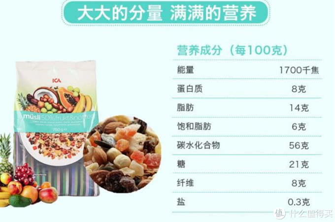吃够了ICA,换个国产的麦片怎么样?