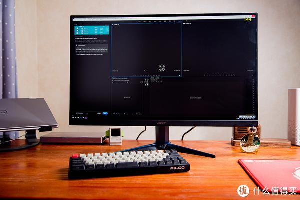 有HDR400认证的电竞显示器 acer 宏碁 VG271U 显示器深度测评体验