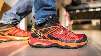 萨洛蒙X ULTRA 3 GTX跑鞋使用总结(包裹性|防水|抓地性)