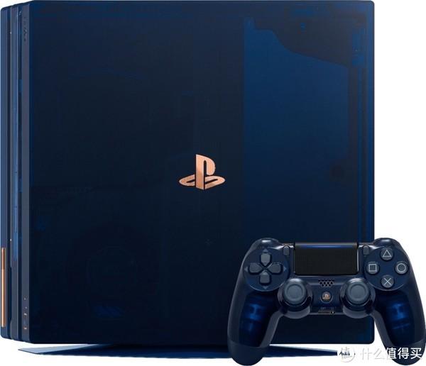重返游戏:PlayStation 4 Pro 2TB版本12月21日在华开售