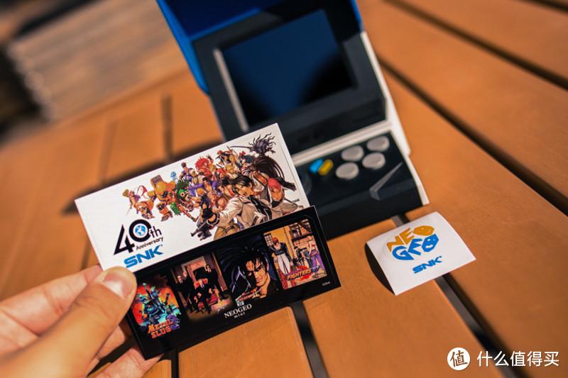 再续街机经典!SNK40周年游戏机 NEOGEO mini上手体验