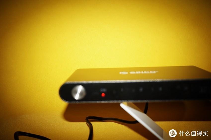 一分三信号无损 Orico 奥睿科红外遥控HDMI 切换器试用