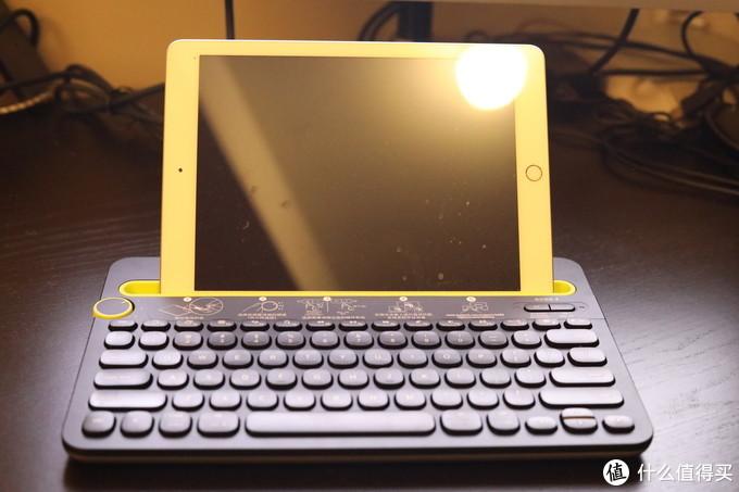 随手切,随心打,Logitech罗技K480蓝牙键盘评测