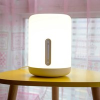 米家床头灯2代使用总结(亮灯|语音控制|模式|亮度|声音)