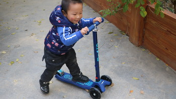 瑞士micro迈古米高儿童滑板车使用总结(材质|操作)
