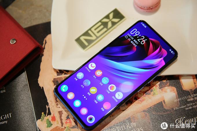 《到站秀》第229弹:vivo NEX 双屏版 智能手机