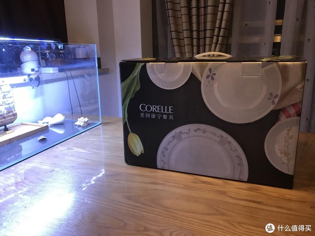 玻璃or陶瓷?—康宁餐具螺纹系列八件套
