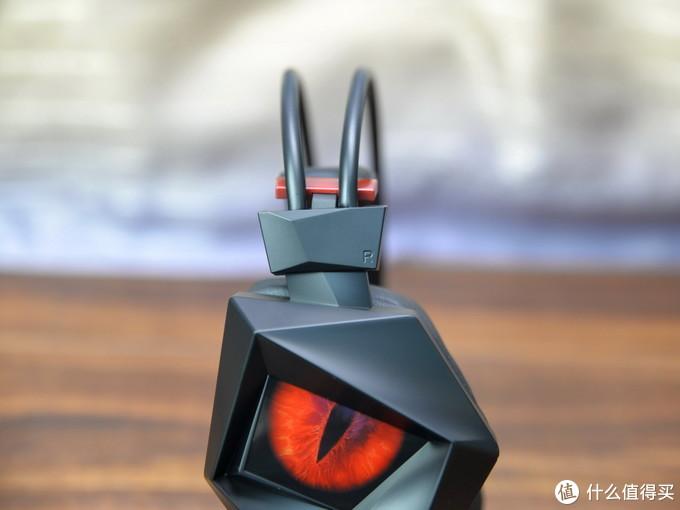 瞪大眼睛仔细听,钛度暗鸦之眼游戏耳机体验
