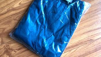阿迪达斯 DH3999 BKFLPT 男子 梭织长裤外观展示(材质|白饰条|松紧带|内衬)