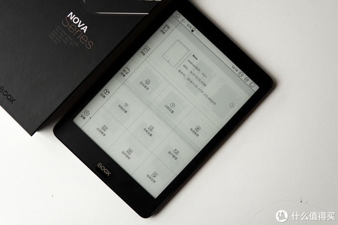 谁说电纸书不需要强劲性能?!翻页无残影、还可以跑安兔兔的BOOX NOVA墨水屏电子阅读器
