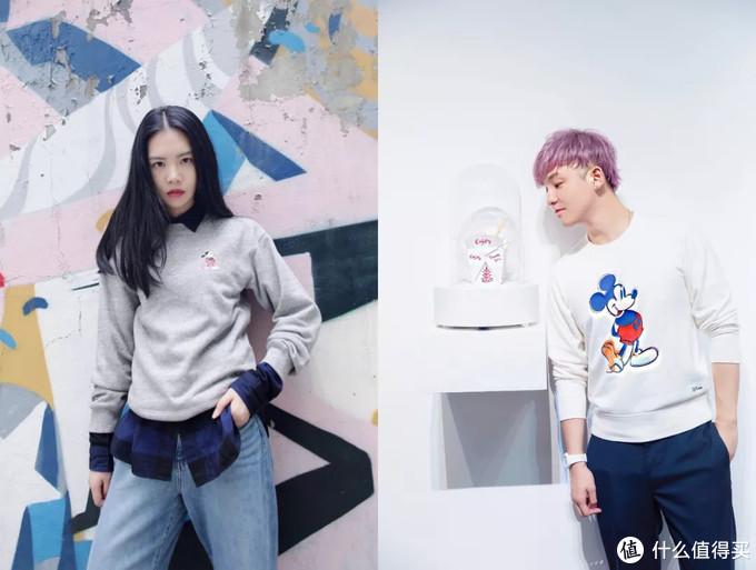 时尚博主:奢侈的大侠&姜浩然