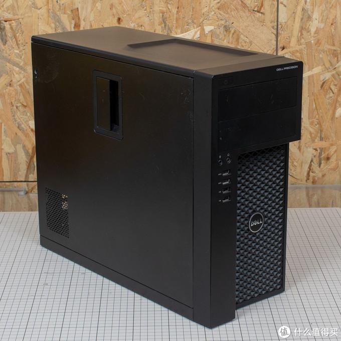 几年之后终于抛弃ITX:另类的Micro-ATX机箱电源晒单