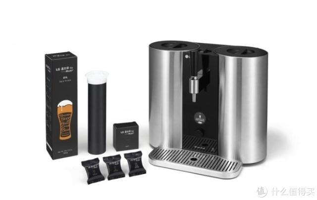 潮酷家电:自己在家做精酿,LG将推出家用胶囊啤酒机
