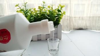 谷小酒浓香型白酒使用总结(酒色|口感|容量)