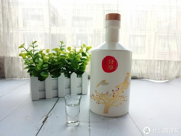 走心更走胃之谷小酒分享版浓香型白酒