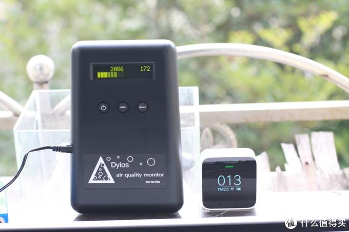 智能空气管家—米家PM2.5检测仪
