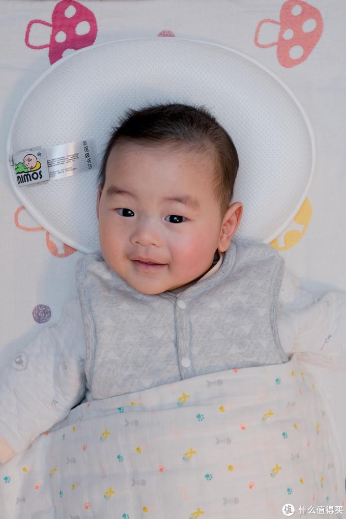 是他带给我的幸运    首次众测mimos婴儿枕头