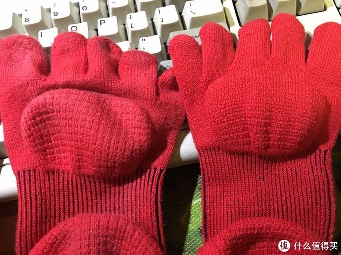 【轻众测】微胖油腻中年的Gearlab&Thermolite 发热3D五指袜日常体验