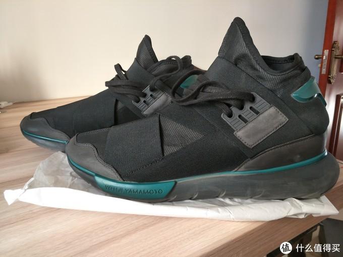我永远爱adidas,Y-3Qasa High 黑武士使用后心得及爱鞋养护清洗