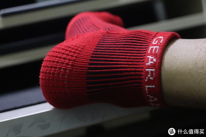 本命年袜子就它了?Gearlab&Thermolite 发热3D五指袜