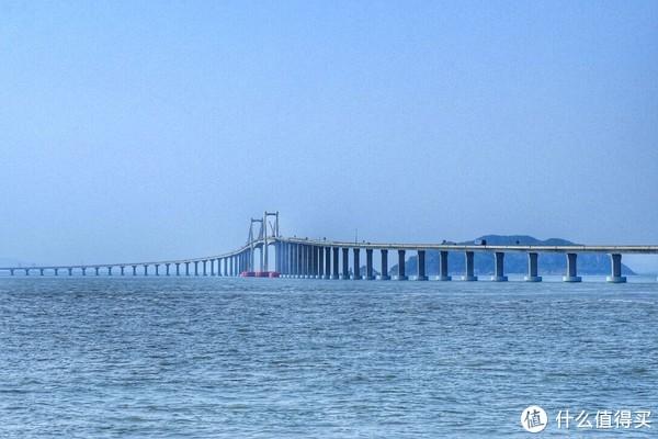 白天补拍南澳大桥