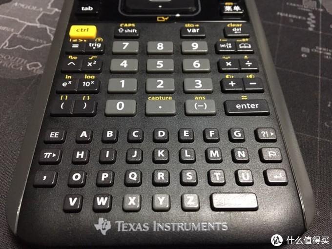 告别黑白:计算神器之TI-NspireCX CAS中文彩屏图形计算器