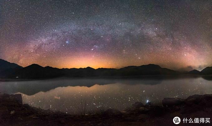 自拍荒野求生?带着现实版的三级包在-6℃拍冬季银河 (附乐摄宝威斯乐350双肩相机包 使用评测)