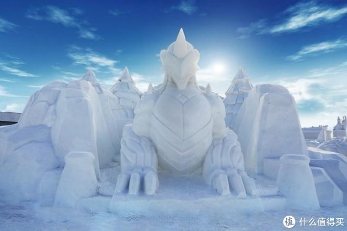 """重返游戏:当《王者荣耀》遇见""""冰雪大世界"""""""