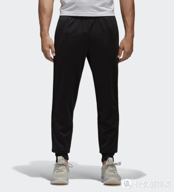 阿迪达斯 adidas 男子 针织长裤 CD8856 开箱简评