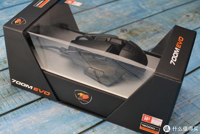 Autobots!transform!——变形金刚即视感的骨伽700M EVO鼠标