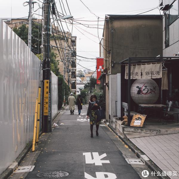 纯步行街道