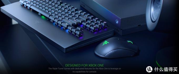 无线连接确认!雷蛇的 Xbox One 专用键鼠要跟大家见面了