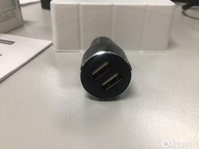 Lenovo 联想 HC12 车载USB充电器晒单