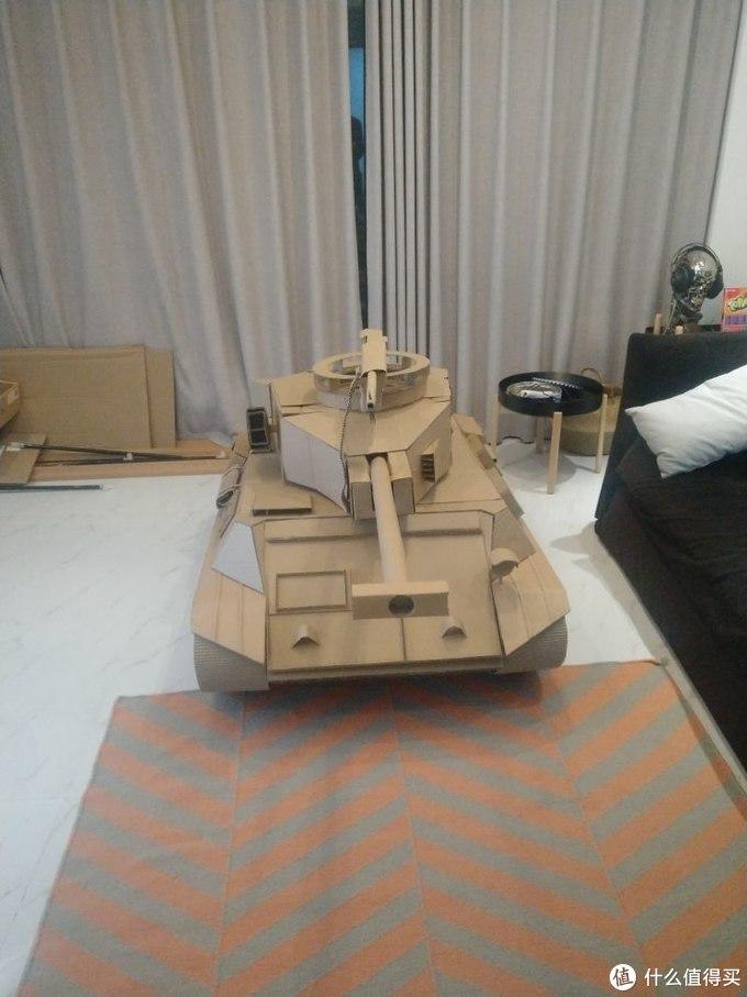 一辆坦克的诞生 论一个爸爸的自我修养