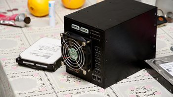 TOOLFREE MR505光驱位3转5使用总结(评价|盘位|风扇)