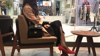 网易严选 女士金属跟高跟鞋使用总结(鞋头|鞋面|颜色)