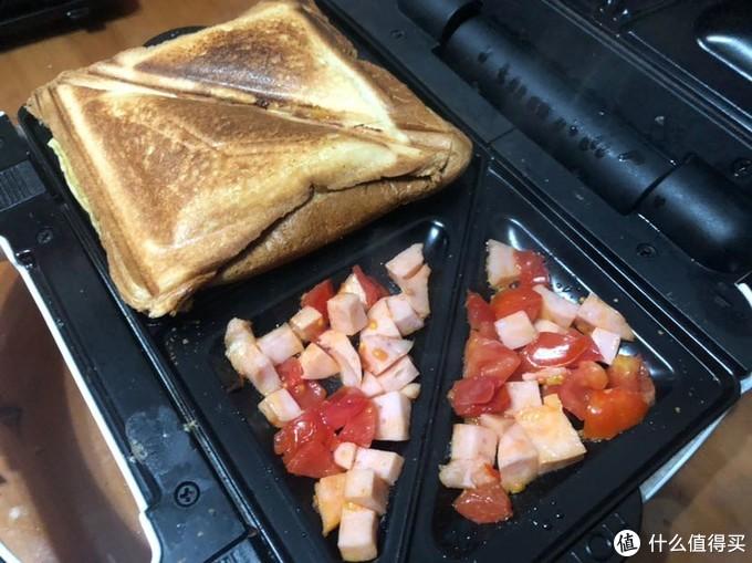 实践出真知:早餐机有用吗?试做快手早餐!