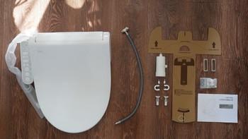 马桶盖也需要语音助手么:TINYMU 小沐智能马桶盖AI版使用评测