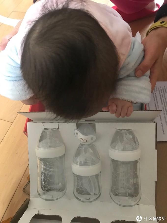 经历了各种瓶喂失败的背奶族测评NUK奶瓶套装