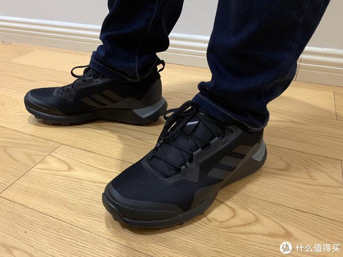一双越冬鞋:Adidas 阿迪达斯TERREX CMTK GTX 户外鞋